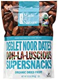 Best Dates - Made in Nature Organic Super Snacks, Dates, 32 Review