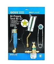 Goss KP-104-H Detail Brass Extension Torch Kit