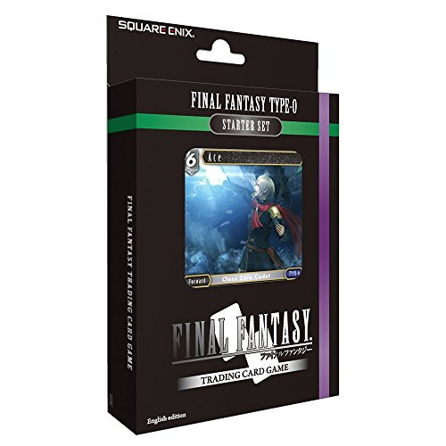 Final Fantasy Trading Card Game: Type-O Starter Deck
