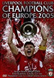 Liverpool Football Club Champions of Europe 2005