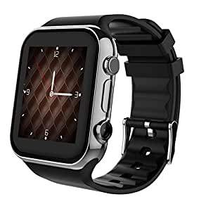 Scinex SW20 Smart Watch for Android and iPhone with 16GB Memory, Pedometer Smartwatch for Men and Women, Sleep Monitor watch, Compatible with Cell ...
