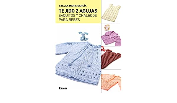Tejido 2 agujas (Spanish Edition) - Kindle edition by Stella Maris ...