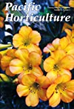 img - for Pacific Horticulture : Articles- Gardens of Lake Park in Oakland CA; The Alchemy of Watershed Restoration; Mediterranean Splendor in Leucadia CA; Tree Research Site in Santa Clara Valley book / textbook / text book