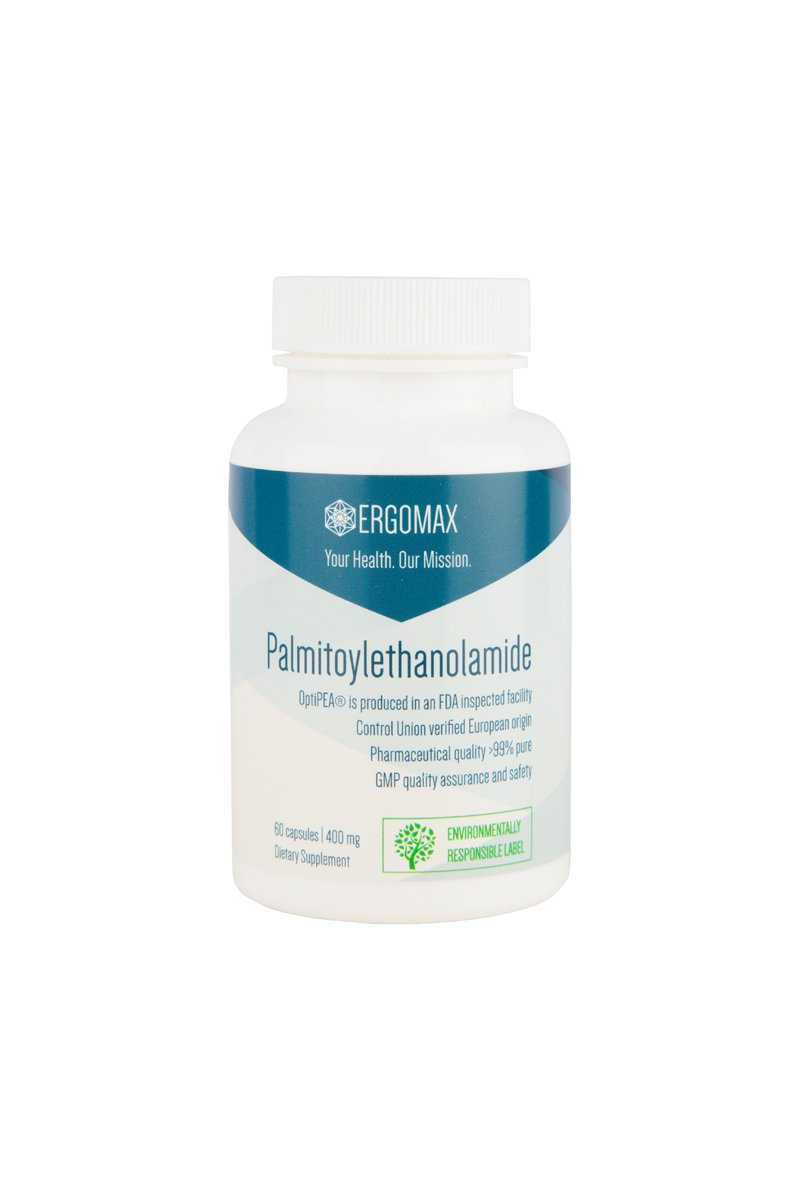 Palmitoylethanolamide (Pea) - OptiPEA® - 60 Capsules 400mg