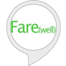 Fare(well)