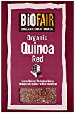 Biofair Organic Fairtrade Red Quinoa Grain 500 g (Pack of 2)