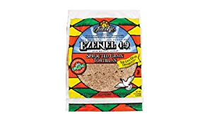 Food for Life Ezekiel Sprouted Whole Grain Tortillas, 12 Oz (Pack Of 12)