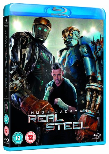 Real Steel [Region Free] [Blu-ray]