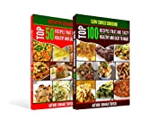 Instant Pot Cookbook + Slow Cooker Cookbook: Recipes That Are Tasty, Healthy & Easy To Make: Instant Pot Cookbook Recipes (50) & Slow Cooker Cookbook Recipes (100)