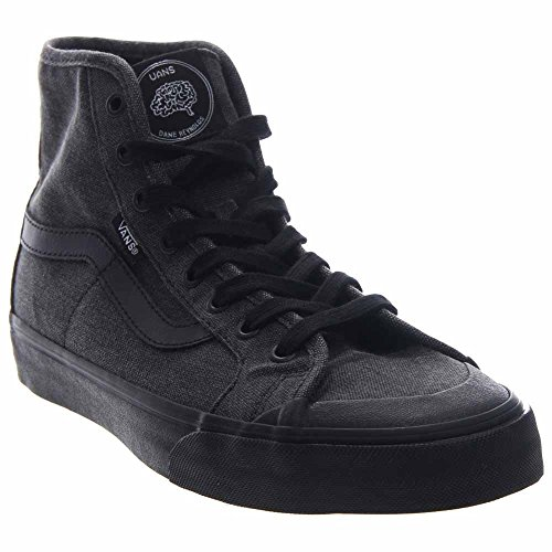 Vans Herren Black Ball Hi SF Low-Top Schwarz (dane Reynolds/black/washed)