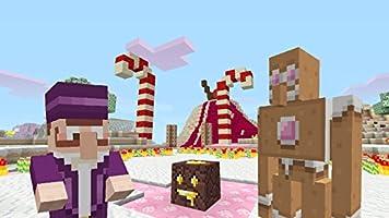 Minecraft - DLC,  Candy Texture Pack - Wii U [Digital Code]