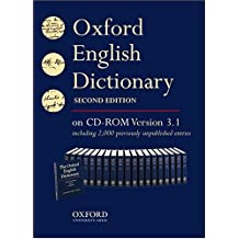 The Oxford English Dictionary (Second Edition) on CD-ROM version 3.1: Windows Individual User Version