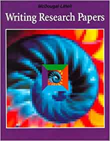 Lester and lester writing research papers 13th edition