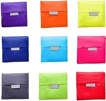 Oferta amazon: Comfysail 3 Pcs Paquetes Bolsa Compra Plegable Bolsa de la Compra Reutilizable Bolsas de Supermercado Durable