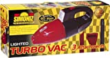 Simoniz RD200-6 Hand Held Turbo Vac Car Vacuum
