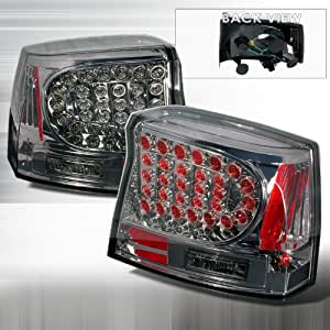 2005 2007 dodge charger led tail lights smoke. Black Bedroom Furniture Sets. Home Design Ideas