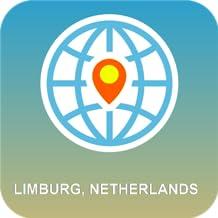 Limburg, Holanda Mapa off-line