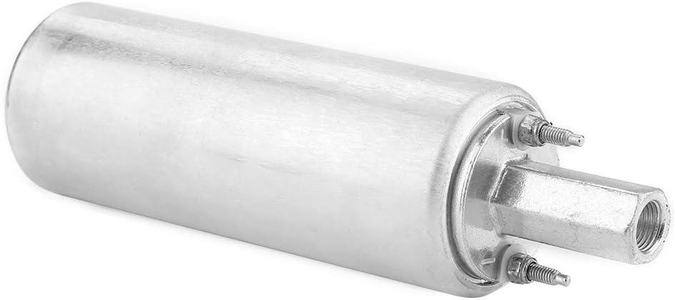 Bomba de Combustible Universal 255 LPH Bomba de Combustible de Alta Presi/ón Externa en L/ínea de Metal con Kit para Walbro OE GSL392 GCL611-2