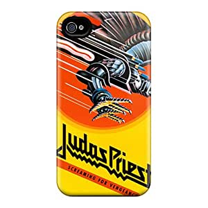 IanJoeyPatricia Iphone 6 Excellent Cell-phone Hard Covers Unique Design Attractive Judas Priest Pattern [aIa4339rXGr]