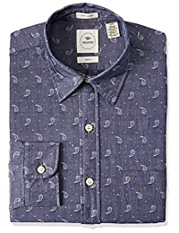 Dockers 67405 Camisa de Vestir para Hombre