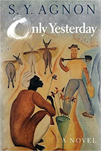 Book Only Yesterday by Agnon, S. Y. (2002)