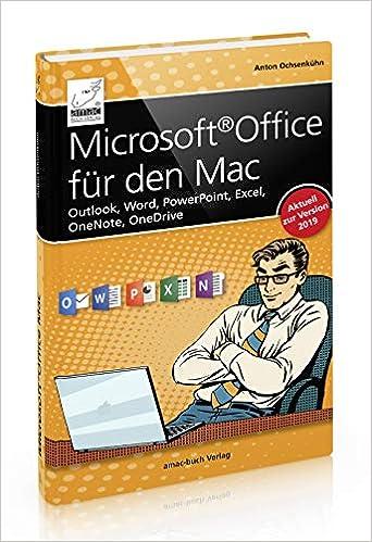 Microsoft Office für den Mac - aktuell zur Version 2019