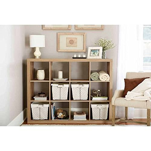 Better Homes and Gardens 12-Cube Organizer (Weathered) from Better Homes & Gardens