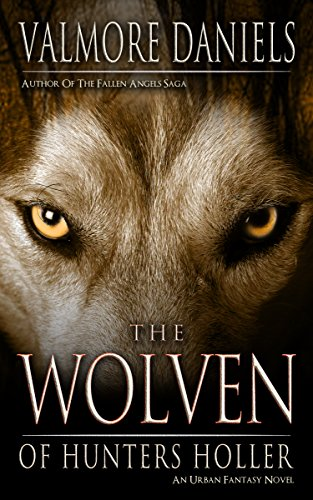 book cover of The Wolven Of Hunters Holler