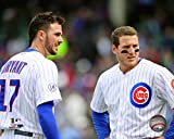 """Kris Bryant & Anthony Rizzo Chicago Cubs MLB Action Photo (Size: 8"""" x 10"""")"""