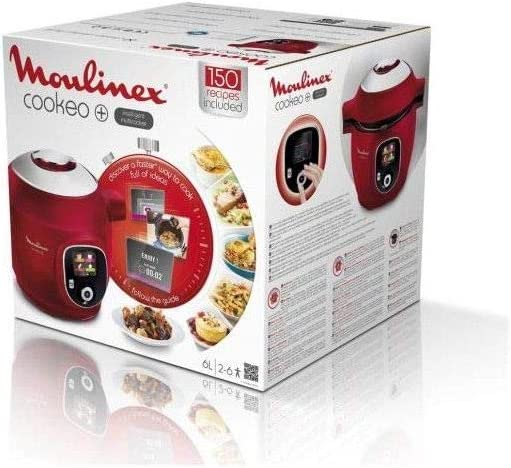 Moulinex Olla multicocción inteligente de alta presión, 6 litros ...