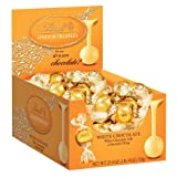 Lindt Lindor Truffles White Chocolate, 60-Count Boxes (Pack of 2)