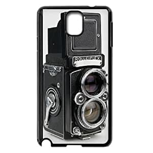 Samsung Galaxy Note 3 Phone Cases Black Vintage Rolleiflex FXC554676