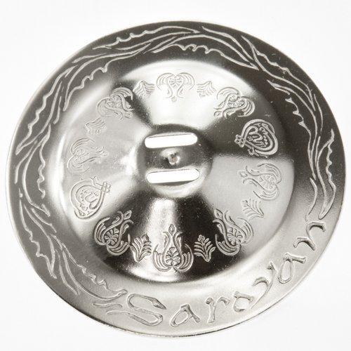 Saroyan Arabesque II Finger Cymbals