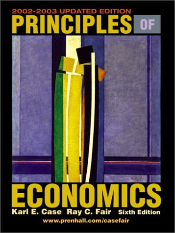Principles of Economics, Updated Edition (6th Edition)