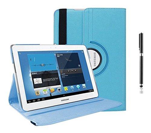 3 opinioni per Custodia per Galaxy tab Tab2 10.1 (P5100/ P7500), inShang Cover case in pelle