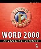 Word 2000, Guy Hart-Davis, 0782124003