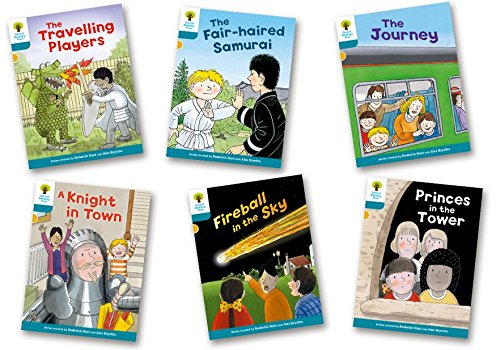 Download Oxford Reading Tree Biff, Chip and Kipper Stories Decode and Develop: Level 9: Pack of 6 pdf epub