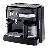 DeLonghi Combi coffee maker black BCO410J-B
