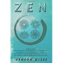 Zen :: 4 manuscripts Zen Buddhism 20 most influential sutras for your daily zen,Zen Buddhism Theory and Practice of Zen meditation, Zen Buddhism: a beginner's guide to the school of Soto Zen,Zen Buddhism: a beginner's guide to the school of Rinzai Zen