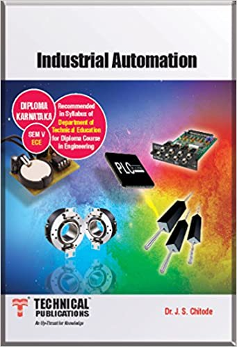 Amazon in: Buy Industrial Automation for KARNATAKA DIPLOMA Book