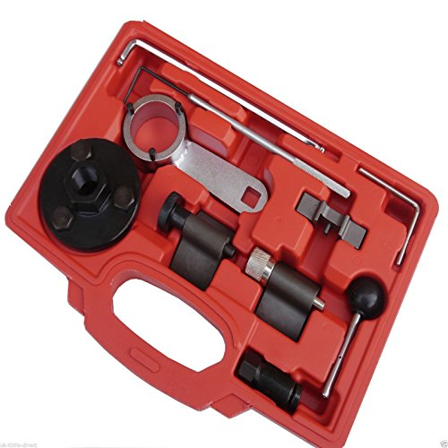 Supercrazy VW Audi A1 A3 A4 A5 A6 TT Q3 Q5 VAG 1.6 & 2.0L TDI Engine Camshaft Locking Alignment Timing Tool Kit SF0196 by Supercrazy (Image #1)
