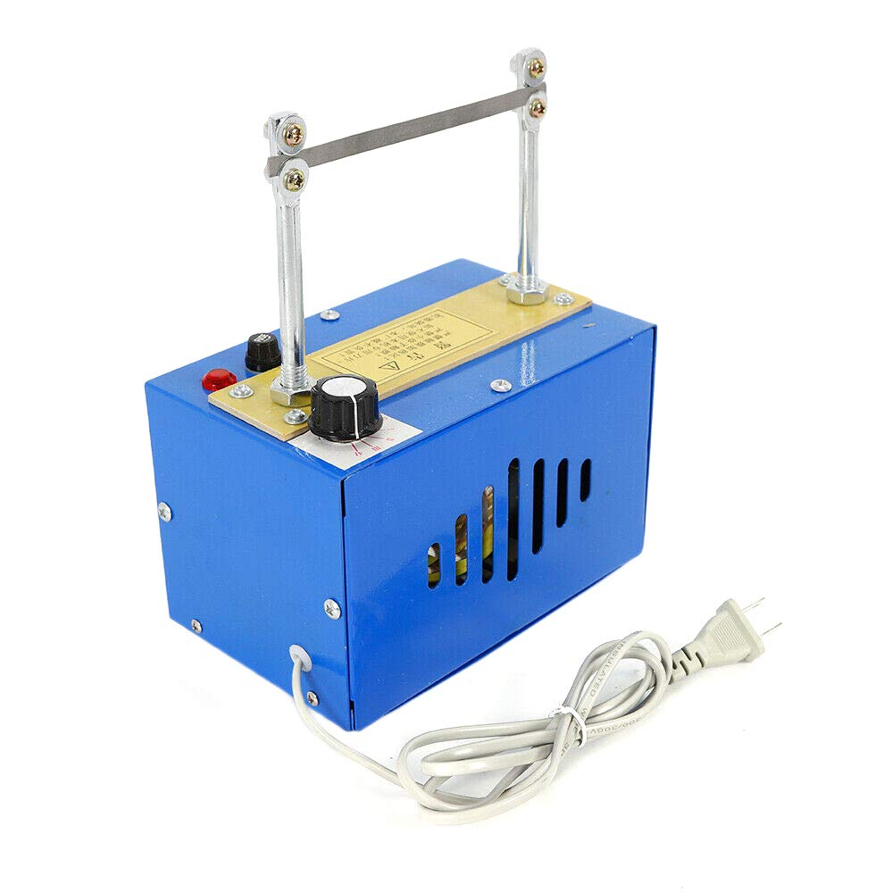 Cutting Machine TBVECHI 110V 35W Bench Electric Rope Cutter Heating Cut Rope Cord Cutting Machine by TBvechi (Image #3)