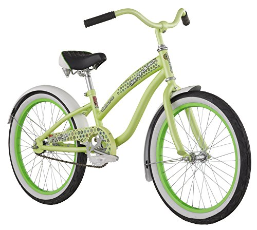 Diamondback Bicycles Youth Girls  Miz Della Cruz Complete Cruiser Bike