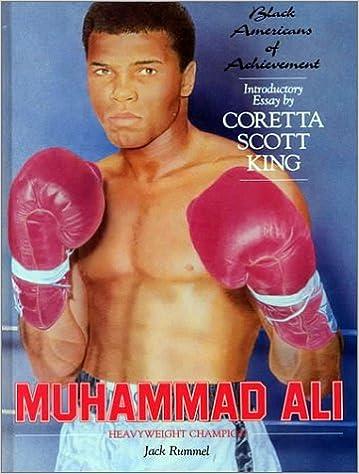 Lataa kirjoja ilmaiseksi verkossa Muhammad Ali (Baa) (Black Americans of Achievement) by Jack Rummel Suomeksi PDF CHM