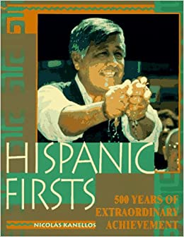 Image result for hispanic firsts book 1997