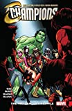 Champions Vol. 2: The Freelancer Lifestyle (Champions (2016-))