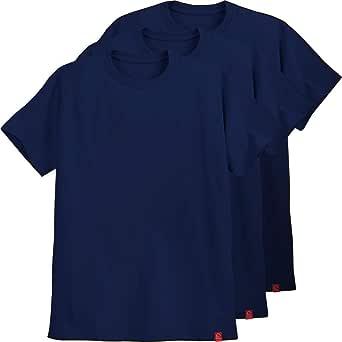 Kit 3 Camisetas Lisas Camisas Sem Estampa Ultra Skull