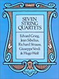 img - for Seven String Quartets book / textbook / text book