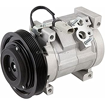 AC Compressor & A/C Clutch For Dodge Caravan And Chrysler Voyager 2001 2002 - BuyAutoParts 60-00835NA NEW