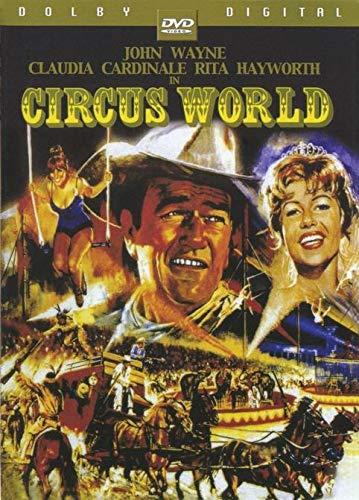circus world dvd - 1